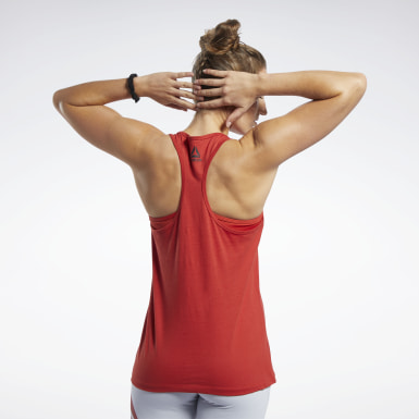 Dames Crosstraining Reebok CrossFit® Tanktop