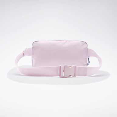 Classics Pink Classic Throwback Zippered Waistbag