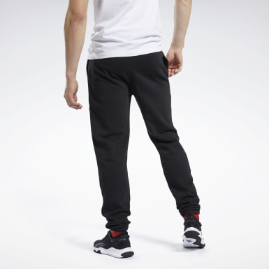 Pantaloni Training Essentials Nero Uomo Fitness & Training