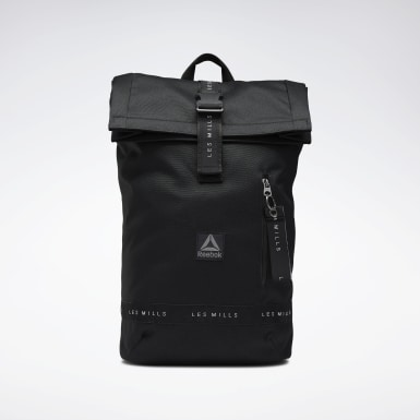 Studio Black LES MILLS® Backpack
