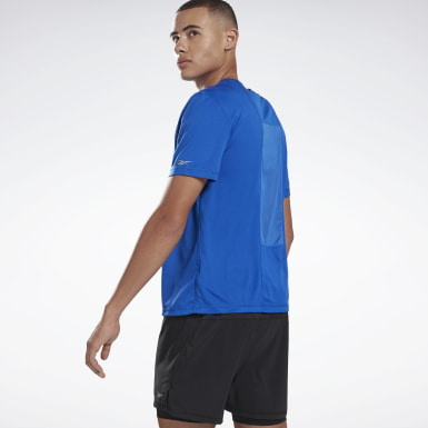 Remera Running Essentials Graphic Hombre Running
