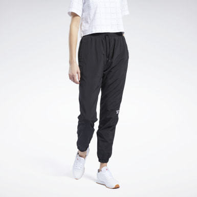 Women Classics Black Classics Vector Track Pants