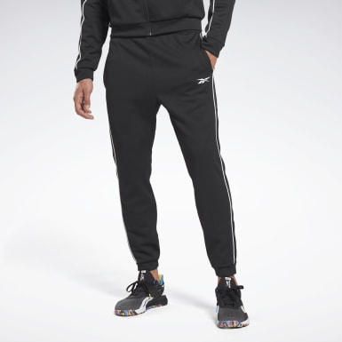 Mænd Fitness & Training Black Workout Ready Doubleknit Pants