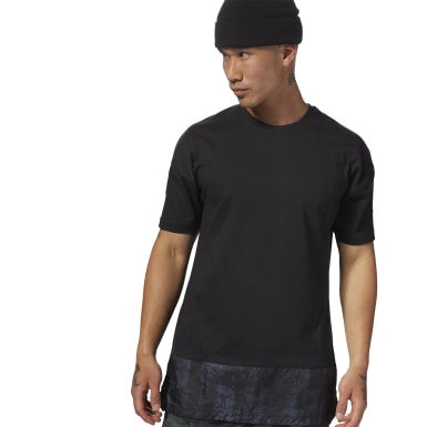T-shirt Training Essentials Knit-Woven