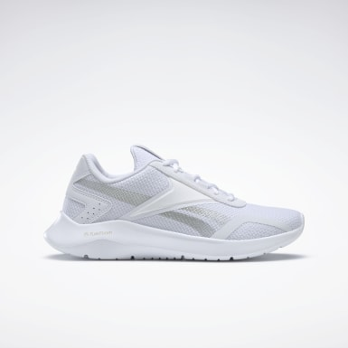 Women Running White Reebok Energylux 2 Shoes