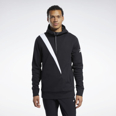 Men Fitness & Training Black Archive Evolution Hoodie