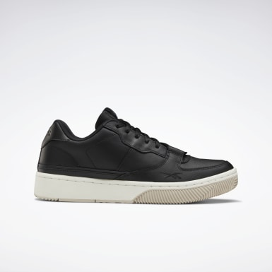 Classics Black Dual Court Shoes