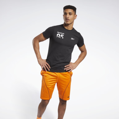 Men Fitness & Training Black MYT Graphic Tee