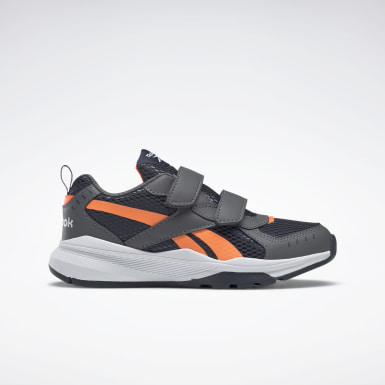 Boys Running Grey Reebok XT Sprinter Shoes