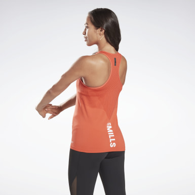 Women Studio LES MILLS® Seamless Tank Top