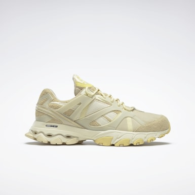 Classics Yellow Reebok DMX Trail Shadow Shoes