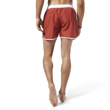 Beachwear Retro Shorts