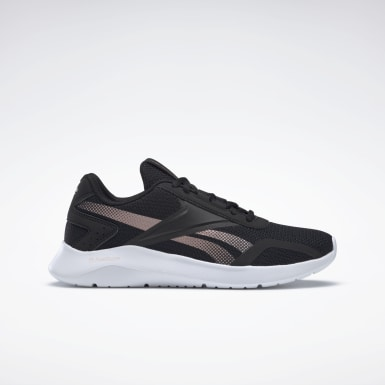 Women Running Black Reebok Energylux 2 Shoes
