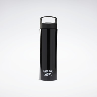 Fitness & Training Black One Series Training Metal Water Bottle