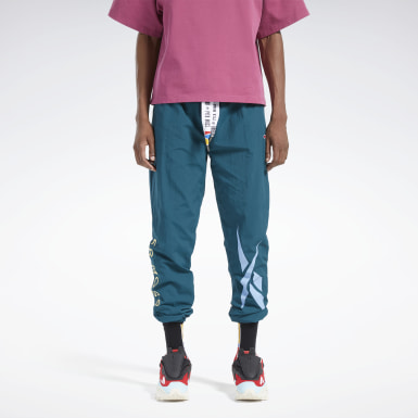 Classics Green Reebok by Pyer Moss Pants