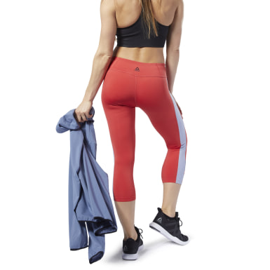 Legging 3/4 Colorblock Workout Ready