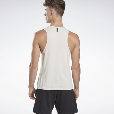 Men Yoga LES MILLS® ACTIVCHILL+COTTON Tank Top