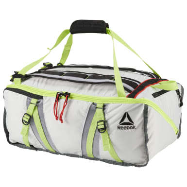 Borsone Active Ultimate Bianco Fitness & Training
