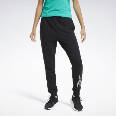 Pantaloni Training Essentials Gold Vector Nero Donna Fitness & Training