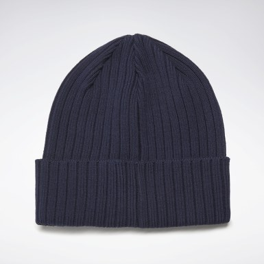 Running Active Foundation Logo Beanie Blau