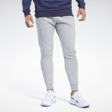 Men Fitness & Training Grey Training Essentials Melange Jogger