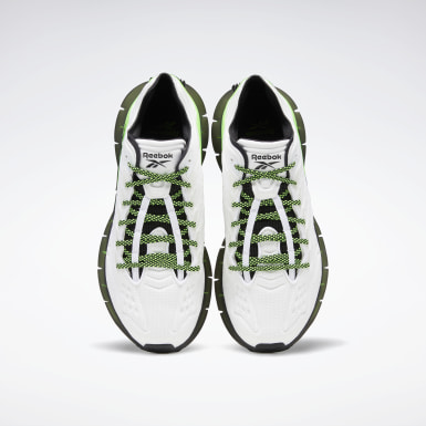 Lifestyle White Zig Kinetica Shoes