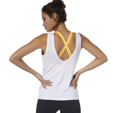 Camiseta sin mangas Yoga Graphic