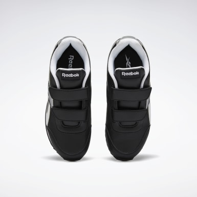 Kids Classics Black Reebok Royal Classic Jogger 2 Shoes