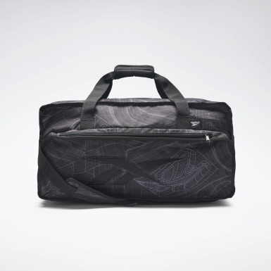 Fitness & Training Black One Series Grip Duffel Bag Large