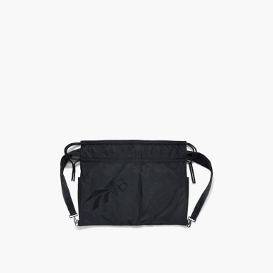 Women Classics Black Victoria Beckham Multiuse Gym Bag