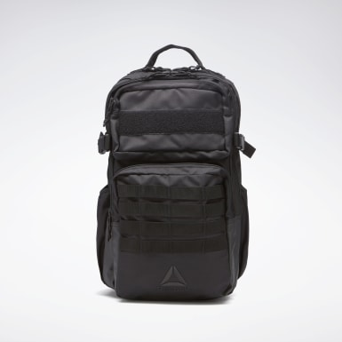 Fitness & Training Black Training Day Backpack