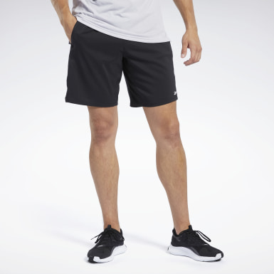Men Yoga Black Epic Shorts