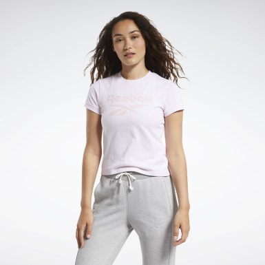 Women Fitness & Training Training Essentials Textured Tee