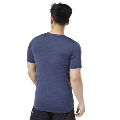Remera One Series Running ACTIVCHILL Azul Hombre Running
