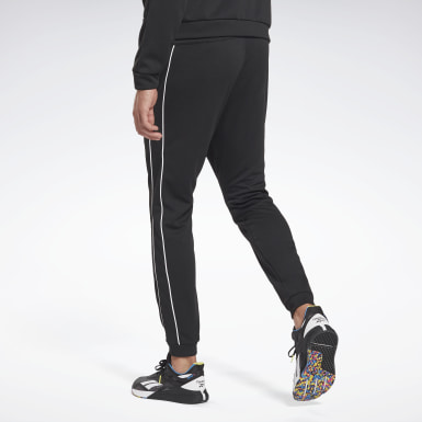 Pantaloni Workout Ready Doubleknit Nero Uomo Fitness & Training