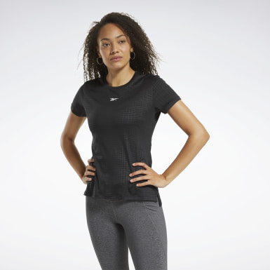Women Cycling Black SmartVent Tee
