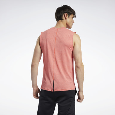 Mænd Hiking ACTIVCHILL+COTTON Sleeveless Tee