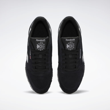 Mænd Classics Black Classic Leather Shoes
