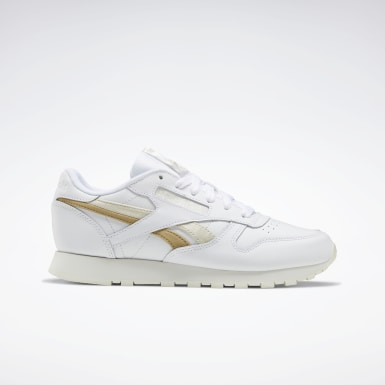 Kvinder Classics White Classic Leather Shoes