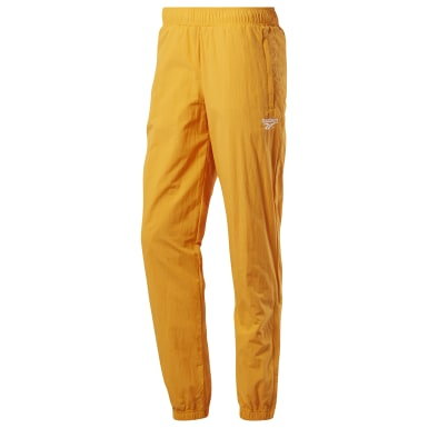 Men Classics Gold Reebok Archive Vector Track Pant
