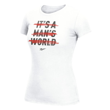 It's a Man's World Tee