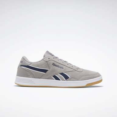 Men Classics Grey Reebok Royal Techque T Shoes