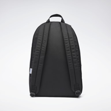 Classics Svart Classics Supporter Backpack