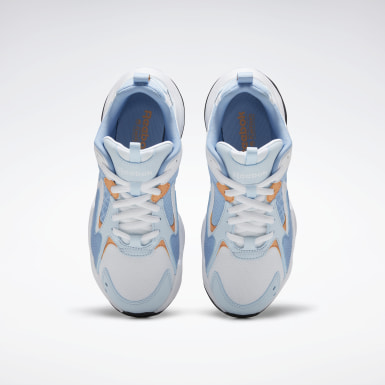 Women Classics White Reebok Royal Turbo Impulse Shoes