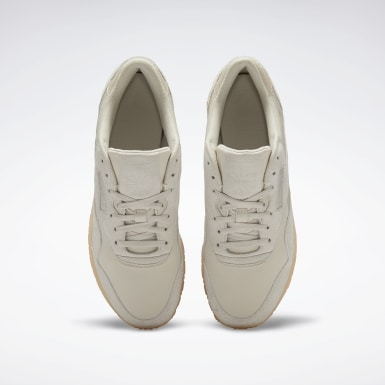Women Classics Beige Classic Nylon Shoes