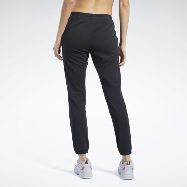 Women Cross Training Black Training Essentials Pants
