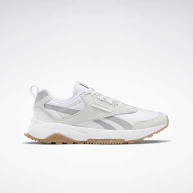 Men Classics White Reebok Tradition Men's Shoes