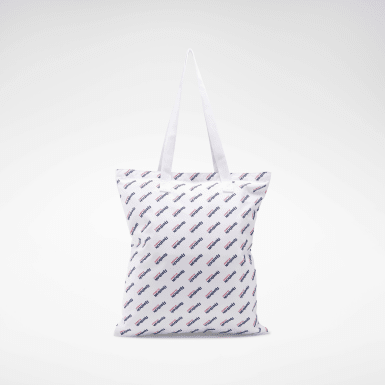 Classics White Classics Reebok Shopper Bag
