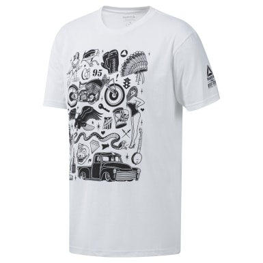 Mike Giant Artist T-Shirt
