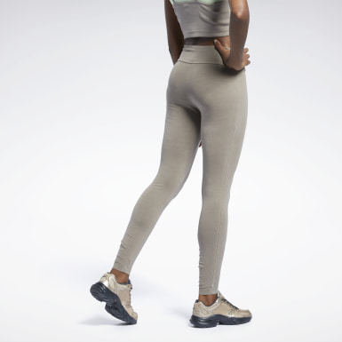 Women Classics Reebok Classics Natural Dye Leggings